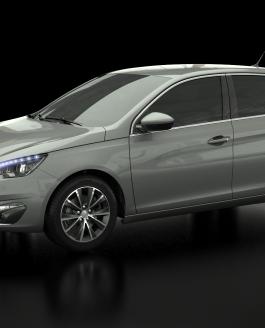 Peugeot : 308